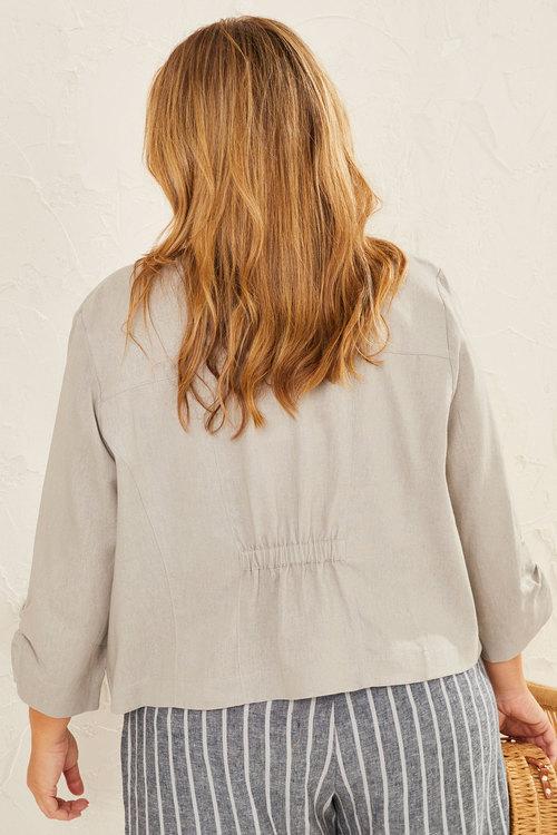 Sara Crop Jacket