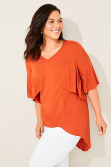 Sara Layer Tunic - 253342