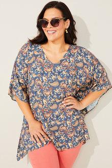 Sara Kaftan Tunic - 253344