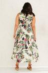Sara Tiered Maxi Dress