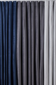 Velvet Eyelet Curtains - 253379