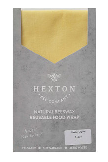 Hexton Beeswax Reusable Food Wrap - 253386