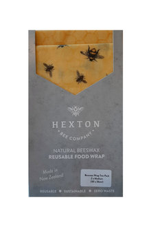 Hexton Beeswax Wrap Set of Two
