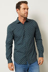 Southcape Printed Long Sleeve Shirt