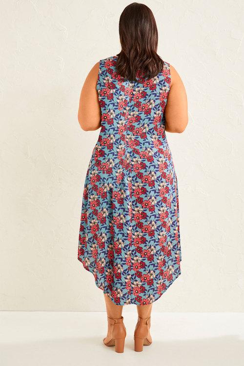 Sara Hi - Low Dress
