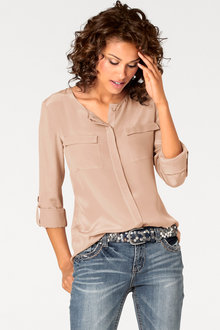 Heine Silk Blouse - 253431