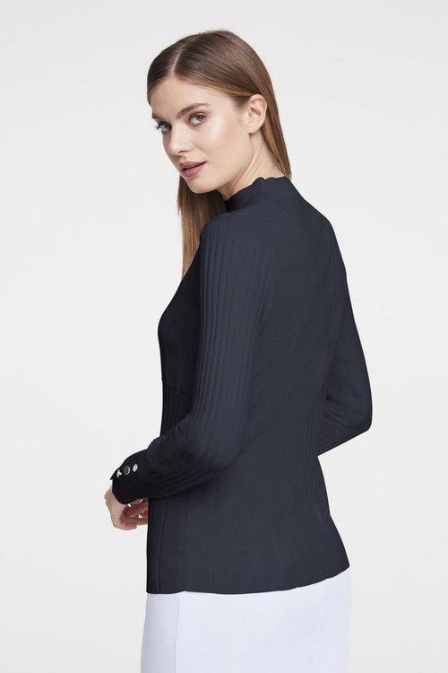 Heine Button Cuff Sweater