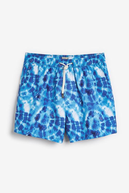 Next Tie Dye Swim Shorts