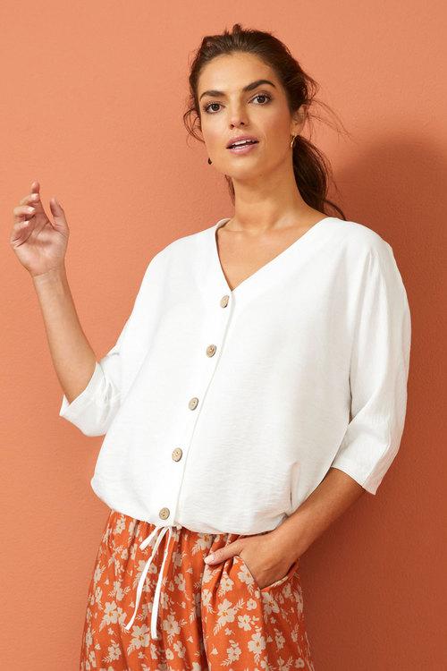 Capture Kimono Sleeve Shirt
