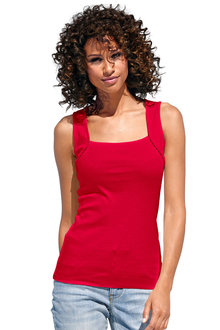 Capture Cotton Tank Top - 253861