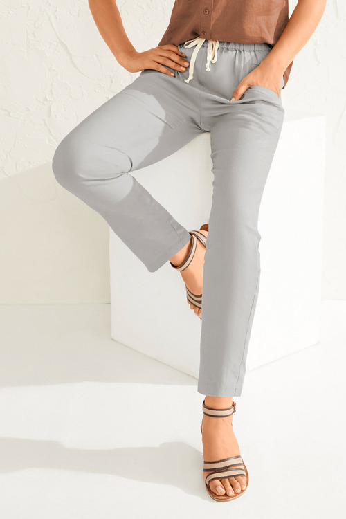 Capture Linen Classic Jogger Pant