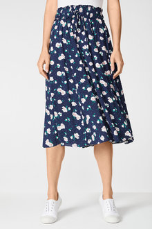 Capture Midi Skirt - 253871