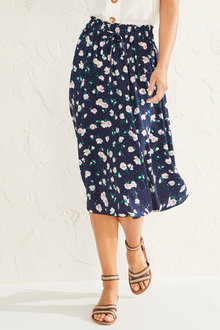 Capture Pleated Skirt - 253871