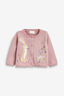Next Bunny Cardigan (0mths-2yrs) - 253935