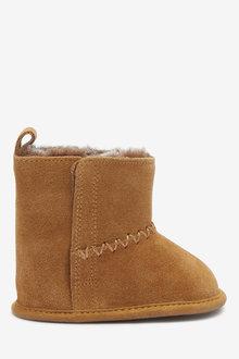 Next Pram Pull-On Boots (0-18mths)