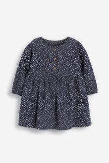 Next Spot Jersey Dress (0mths-3yrs) - 253974