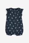 Next 3 Pack Floral Rompers (0mths-3yrs)