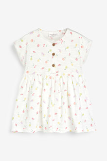 Next Fruit Print Jersey Dress (0mths-2yrs) - 254001