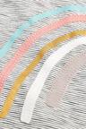 Next Rainbow Stripe Romper (0mths-2yrs)