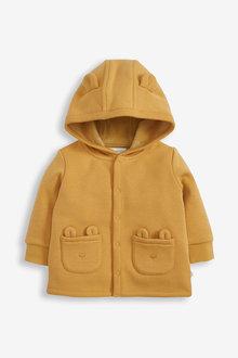 Next Cosy Fleece Bear Jacket (0mths-3yrs) - 254103