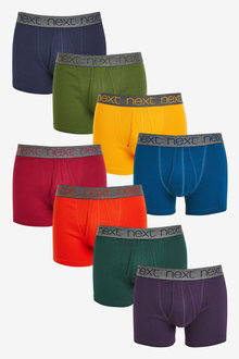 Next A-Fronts Pure Cotton Eight Pack - 254145