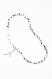 Next Beaded Initial Bracelet - 254154