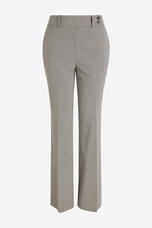 Next Tailored Boot Cut Trousers - 254174