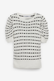 Next Check Tulip Sleeve Jumper