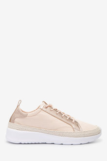Next Espadrille Trainers - 254377