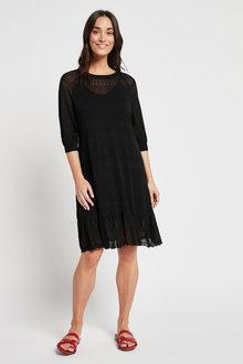 Next Pointelle Dress - 254379