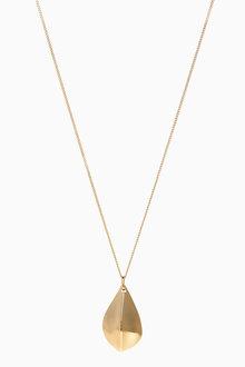 Next Sleek Pendant Long Necklace - 254421