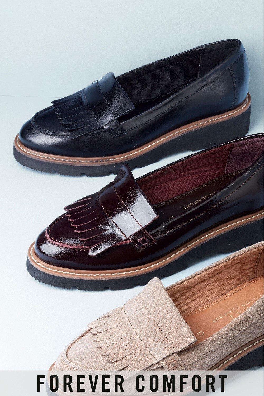 Next Forever Comfort EVA Leather Fringe