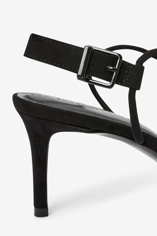 Next Strappy Sandals-Wide Fit Online