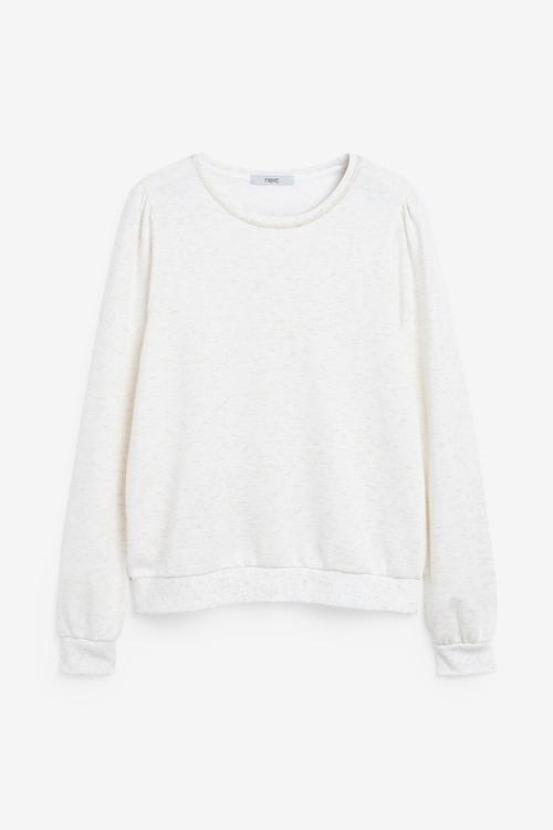 Next Metallic Sweatshirt