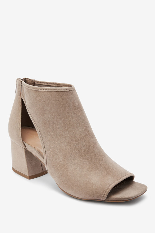 Next Low Cut Out Shoe Boots
