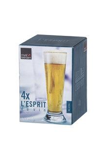 L'Esprit Beer Glasses Set of Four - 254581