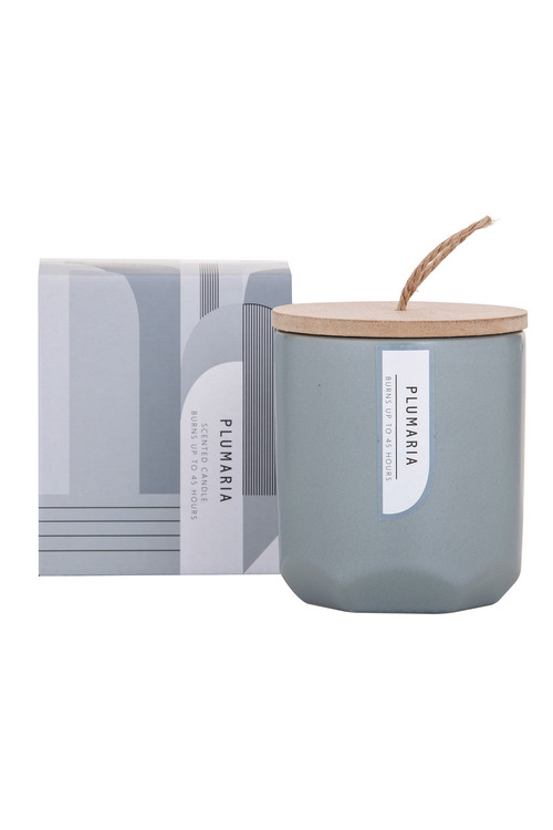 Mondo Scented Candle Jar