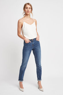 Next Relaxed Skinny Jeans - 254644