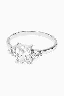 Next Three Stone Ring - 254664