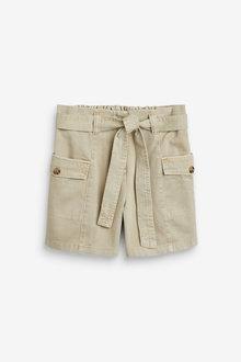 Next Utility Belted Shorts - 254671