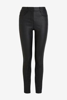 Next Coated Skinny Jeans