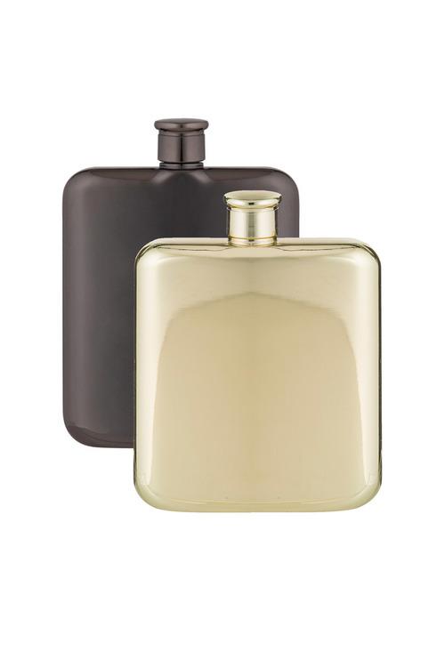 Davis & Waddell Hip Flask
