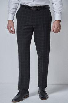 Next Check Tuxedo Suit: Trousers - 254801