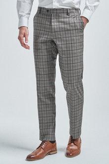 Next Check Suit: Trousers - 254805