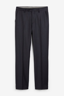 Next Empire Mills Signature Stripe Suit: Trousers-Tailored Fit - 254807