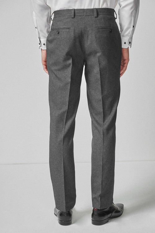 Next Puppytooth Suit: Trousers-Tailored Fit