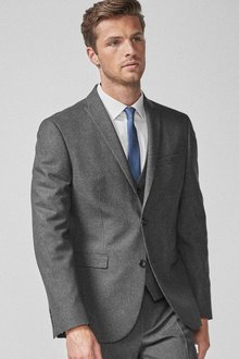 Next Puppytooth Suit: Jacket-Tailored Fit - 254819