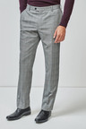 Next Check Suit: Trousers-Tailored Fit