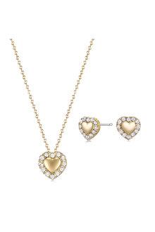 Mestige Gold Golden Lovin You Set with Swarovski® Crystals - 255051
