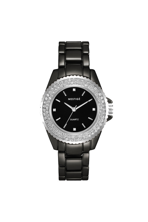 Mestige Silver The Blaire with Swarovski® Crystals
